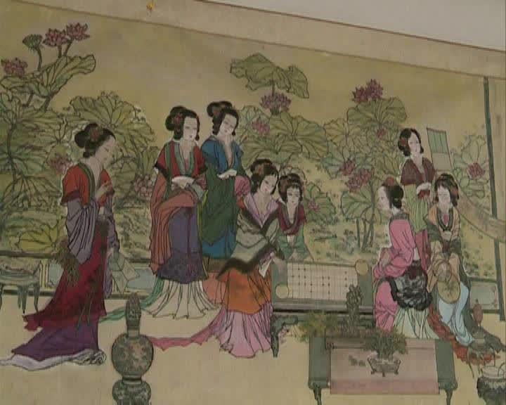 章鼎新和他的仕女画.jpg