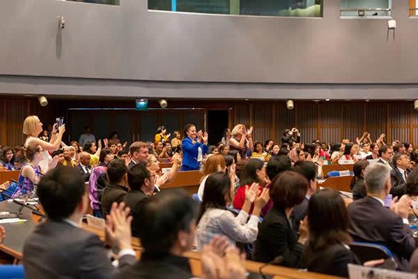 37比1!联合国亚太妇女权益审议会议对美国说不【3】