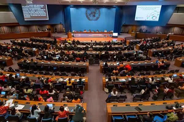 37比1!联合国亚太妇女权益审议会议对美国说不【2】