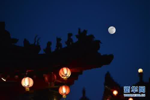 吉隆坡的中秋月