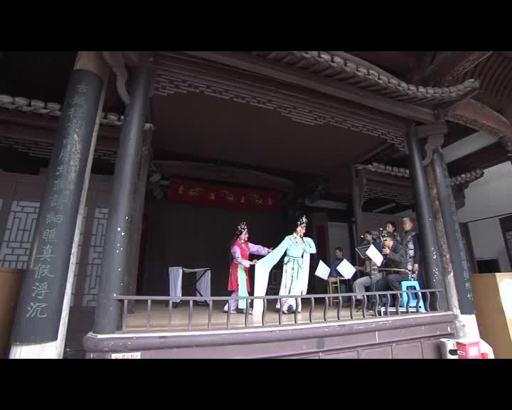 池州赋6——傩戏远古,文南悠扬,京剧源自青阳腔